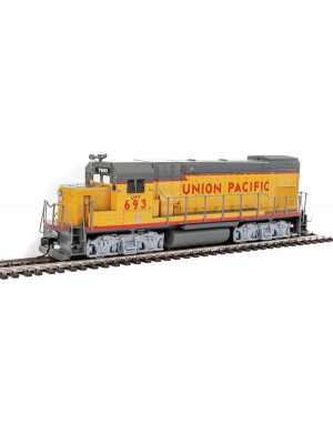 walthers trainline 2505 up gp15 dc version