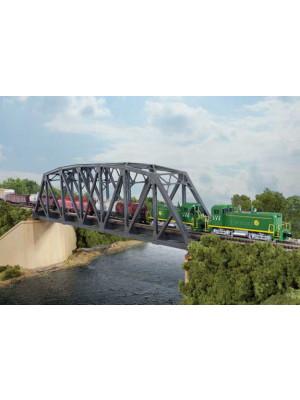 walthers 3870 sngl track arch prt truss brdg
