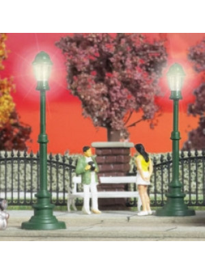 walthers 4302 small street lamps