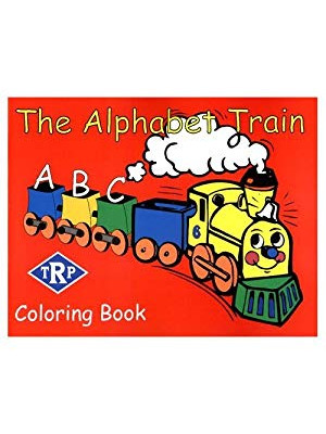 white river atcb alphabet train coloring book
