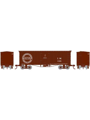 athearn 15114 international mexicano boxcar