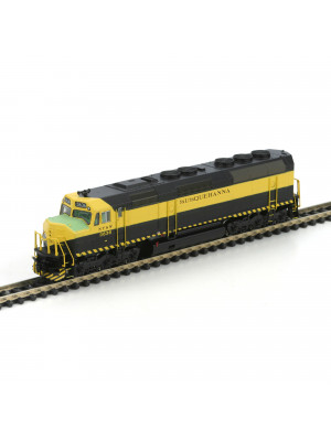 athearn 15185 nys&w f45 dcc/snd #3636