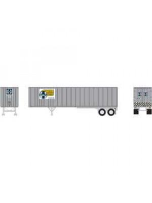 athearn 15642 santa fe 40' trailer