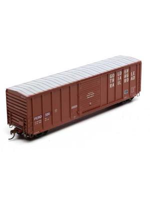 athearn 15690 fcrd 50' boxcar