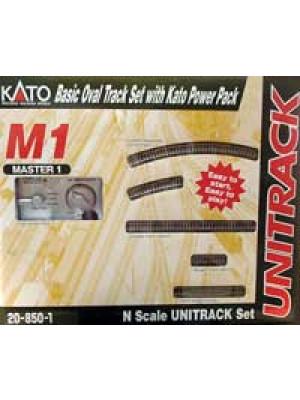 kato 20-850-1 m1 basic oval set