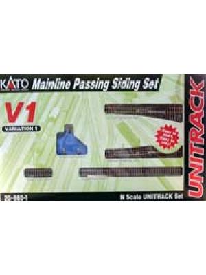kato 20-860-1 mainline passing siding set