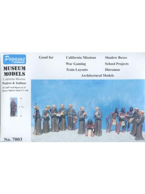 pegasus 7003 california missions figures