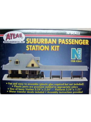 atlas 2841 passenger station