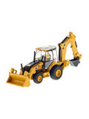 diecast masters 85263 cat backhoe loader