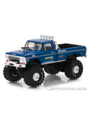 b2b 86097 bigfoot monster truck