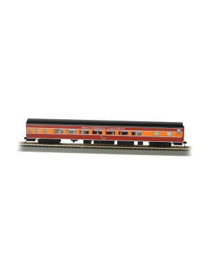 bachmann 14207 85' coach sp daylight
