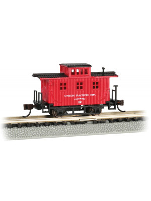 bachmann 15751 up old time caboose