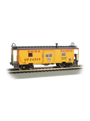 bachmann 73205 up bay window caboose