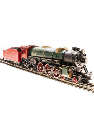 broadway ltd 5598 christmas 4-6-2 w/dcc & sound