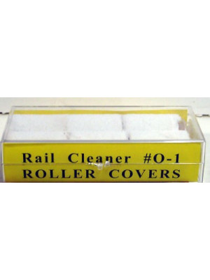centerline products 60225 o gauge roller covers