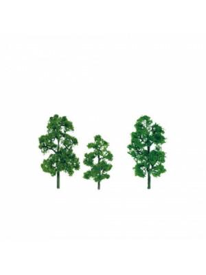 """jtt 92043 sycamore tree 3.5-4"""" 2pk"""