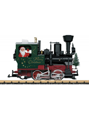 lgb 20215 stainz christmas loco