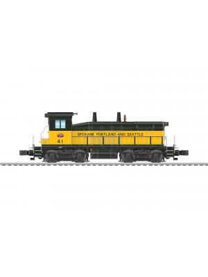 lionel 83391 sp&s nw2 #41 legacy
