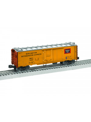 lionel 84117 burlington reefer