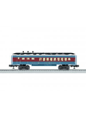 lionel 84604 polar exp. diner car