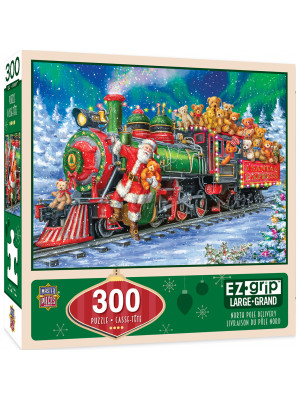 masterpeices 31913 north pole delivery puzzle