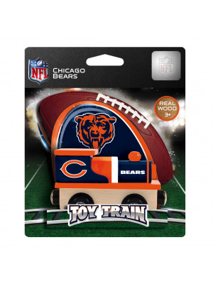 masterpieces 41567 chicago bears train