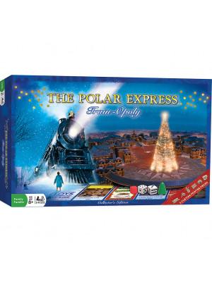masterpieces 41599 polar exp. train opoly