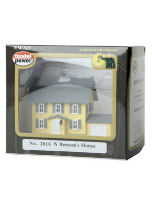 model power 2616 benson's house b/u