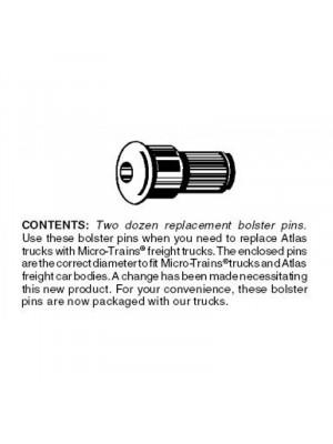 micro trains 1034 conversion bolster pins 24pk