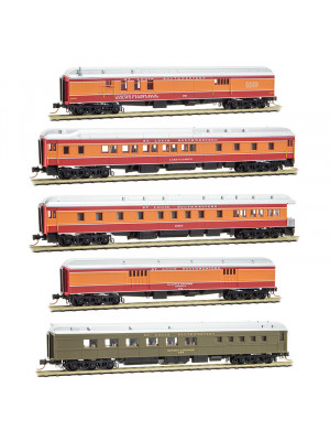 micro-trains 99301720 cotton belt hvywgt 5pk