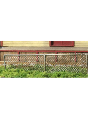 motrak 85000 chain link fence 100' scale