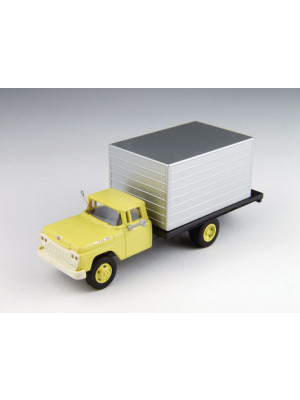 classic metal works 30478 silver cab box truck