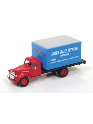 classic metal works 30482 us plywood box truck