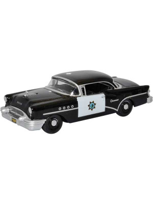 oxford 87bc55003 highway patrol 55 buick