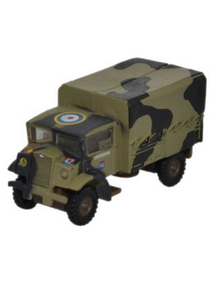 oxford ncmp001 bedford cmp truck wwii