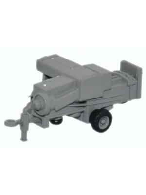 oxford nfarm003 baler/grey