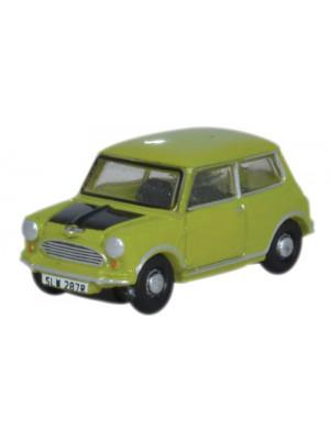 oxford nmn005 austin mini lime green