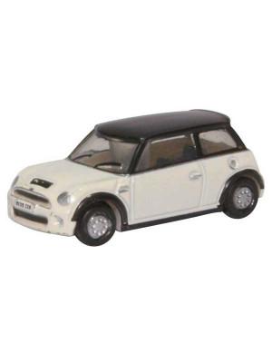 oxford nnmn002 austin mini pepper white
