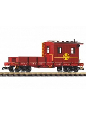 piko 38706 sf work caboose
