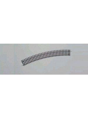 piko 55213 curved track r3/30 deg 6 pack