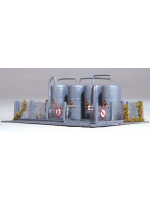 piko 60012 warwick oil tanks kit