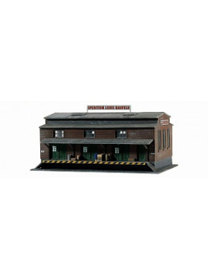 piko 60015 louis baufeld forwarder bldg kit