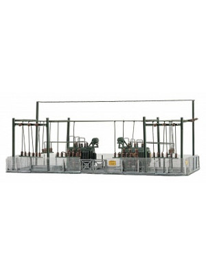 piko 60016 transformer station bldg kit