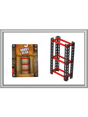 phoenix 17021 adjustable shelves rack 1:24