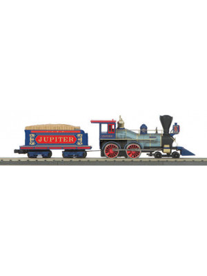 railking 18081 cp jupiter 4-4-0 w/3.0