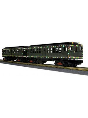 railking 205341 subway set with lights