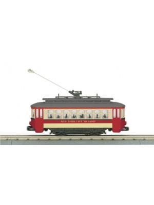 mth 5139 ny transit trolley