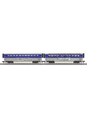 railking 6533 amtrak surfliner cch/lounge 2p