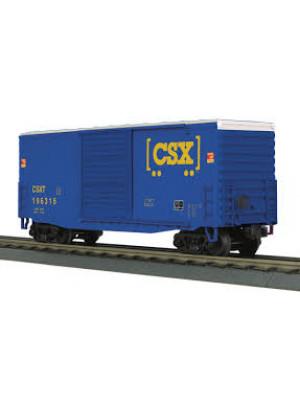 railking 74846 csx 40' high cube boxcar