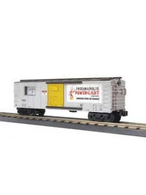 railking 74945 indianapolis light/pwr boxcar